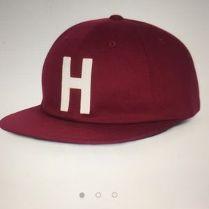 Hershel Harwood Cap Windsor